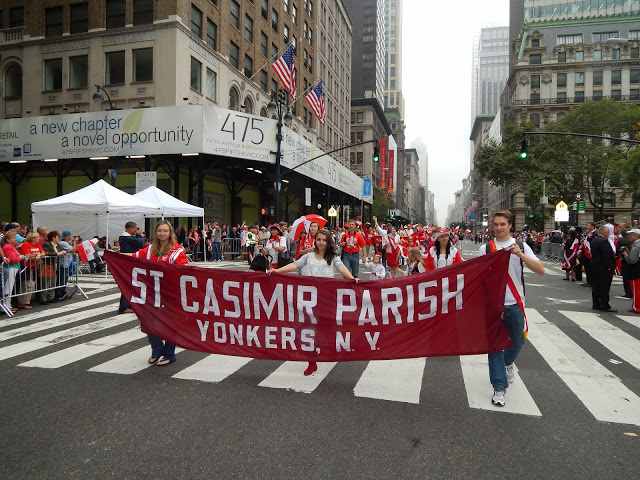 76th Annual Pulaski Day Parade - 2013