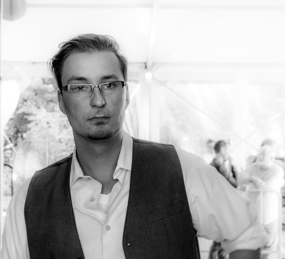 Luke Malewicz, 2016 Chi Jazz Fest.jpg