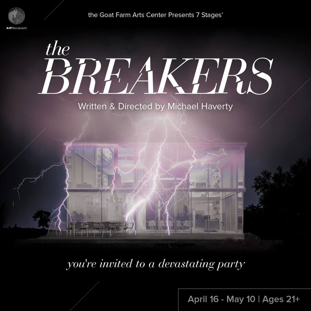 Michael Haverty's THE BREAKERS opens at the Goat Farm Thursday night.