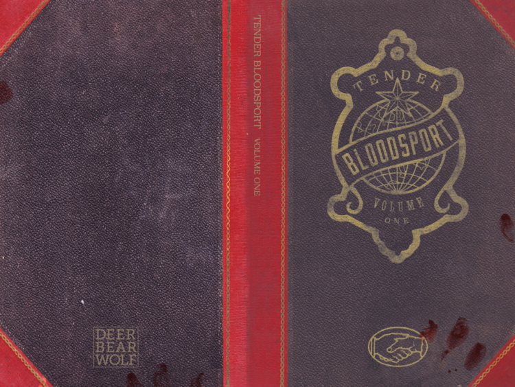 Deer Bear Wolf Press releases Tender Bloodsport Vol 1, a compilation of pieces written for Write Club Atlanta, this Sunday at the AJC Decatur Book Festival.