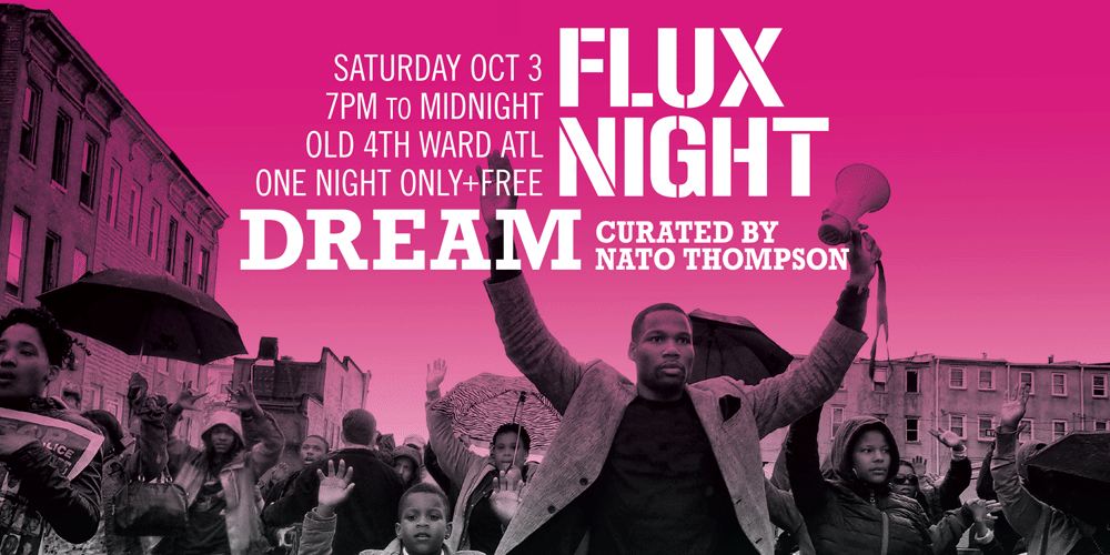 After a hiatus last year, Flux Night returns Saturday night in the Old 4th Ward.