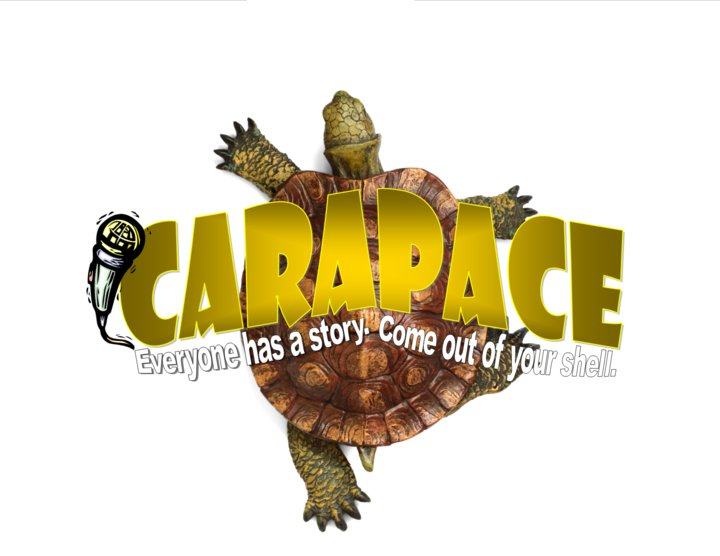 The final Carapace storytelling open mic of the year is this Tuesday night at Manuel's Tavern.