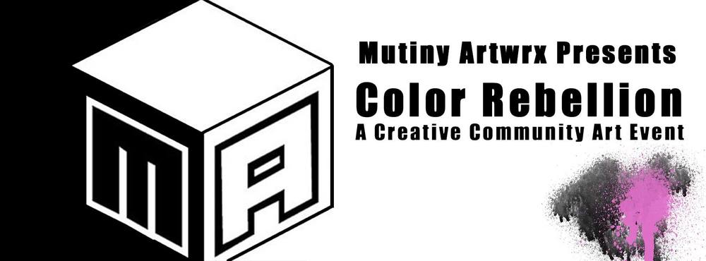 Mutiny Artwrx in the West End is opening their doors to the community for a live painting event this Saturday.