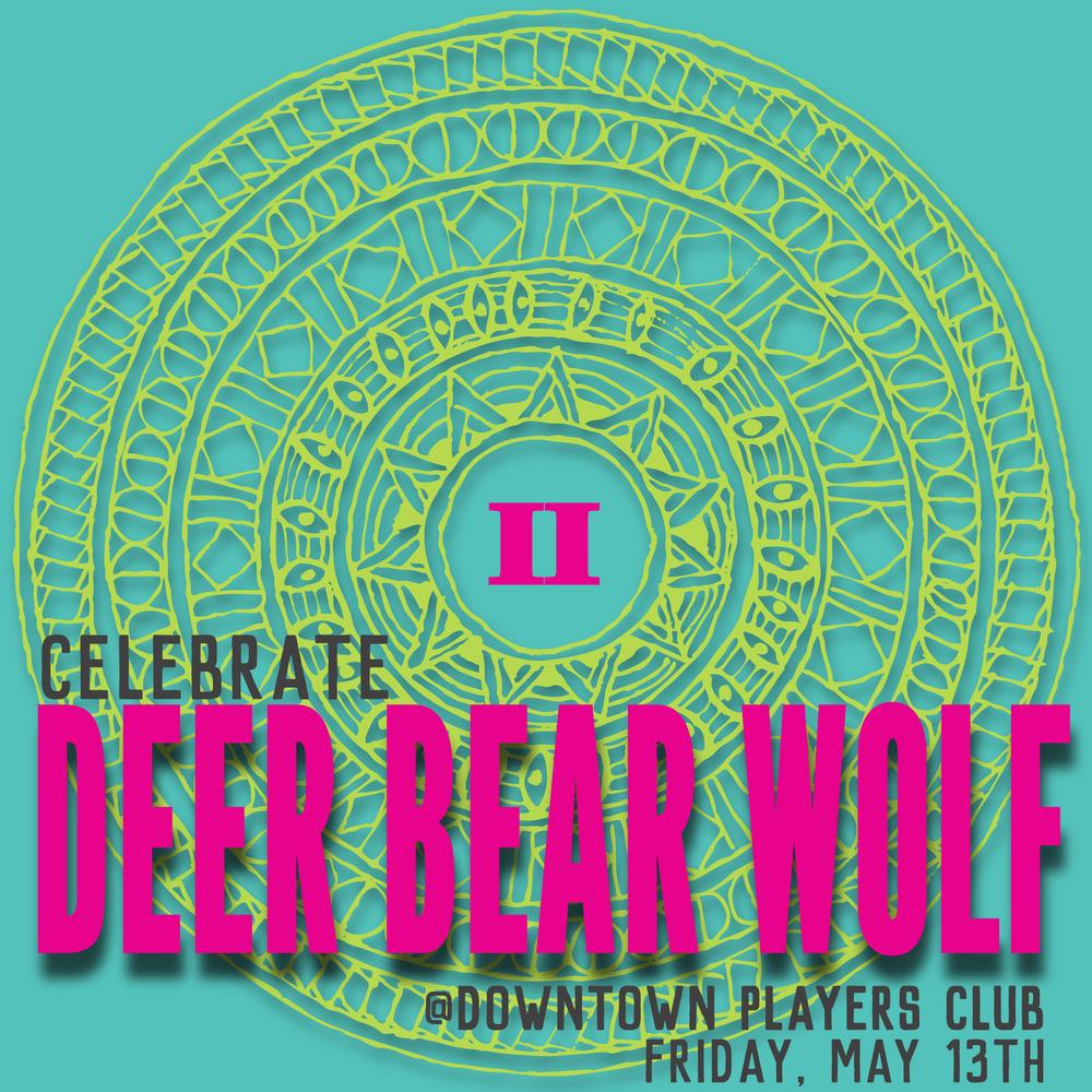 Deer Bear Wolf turns 2