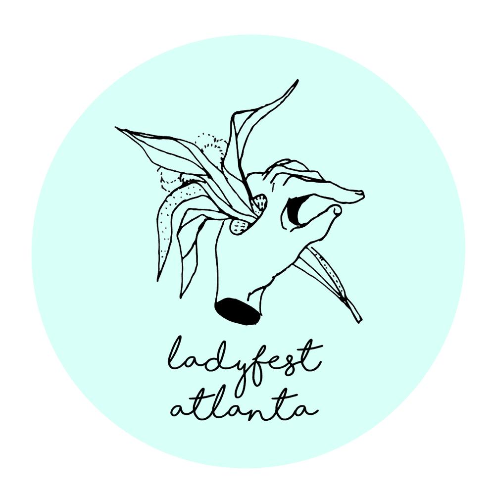 Ladyfest Atlanta 2016 this week.