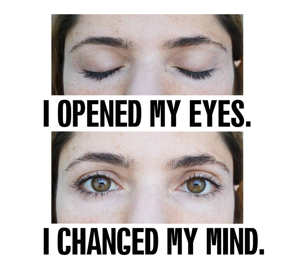 I Opened My Eyes. I Changed My Mind. opens this Thursday night at MOCA featuring WonderRoot's 2015/2016 Walthall Fellowship recipients.
