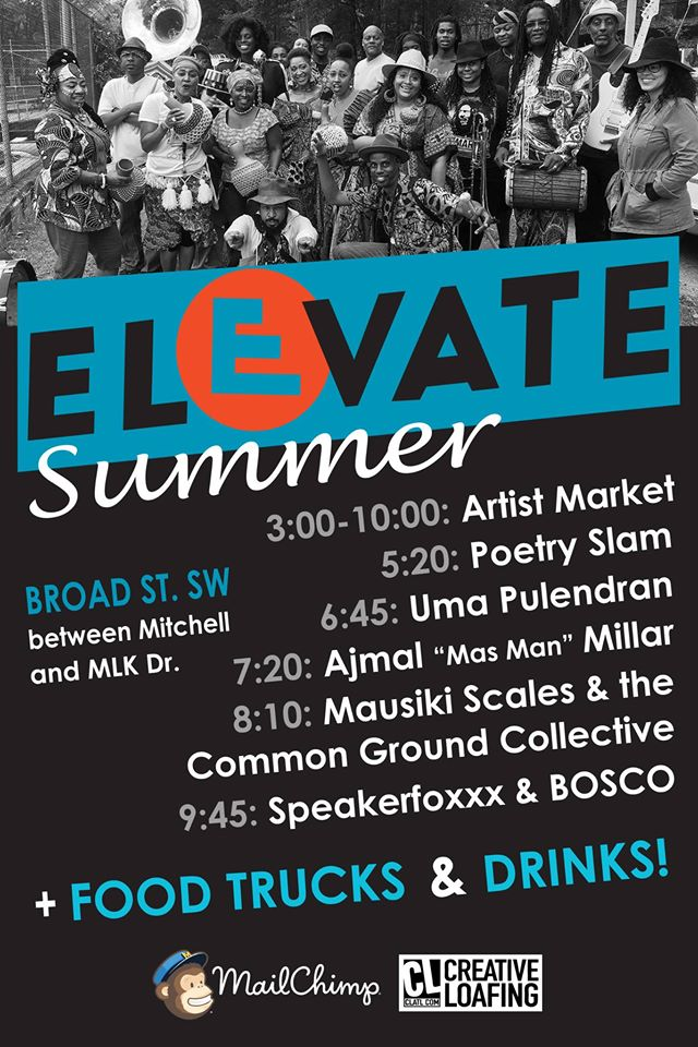 The Inaugural Elevate: Summer marks the start of year-round Elevate Programming