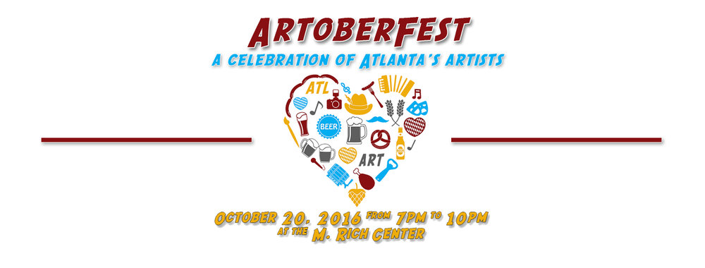 Artoberfest benefits C4 who offer professional practice resources for Artists in Atlanta