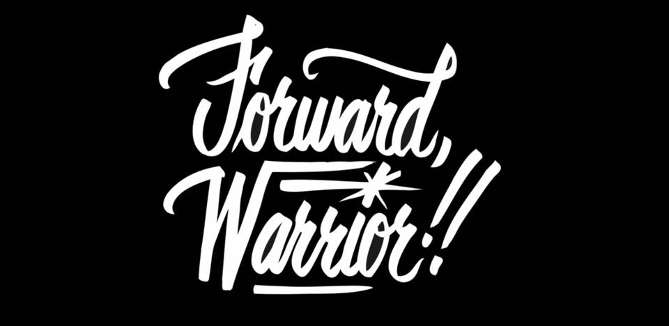 Forward Warrior Returns this weekend with new murals is Cabbagetown