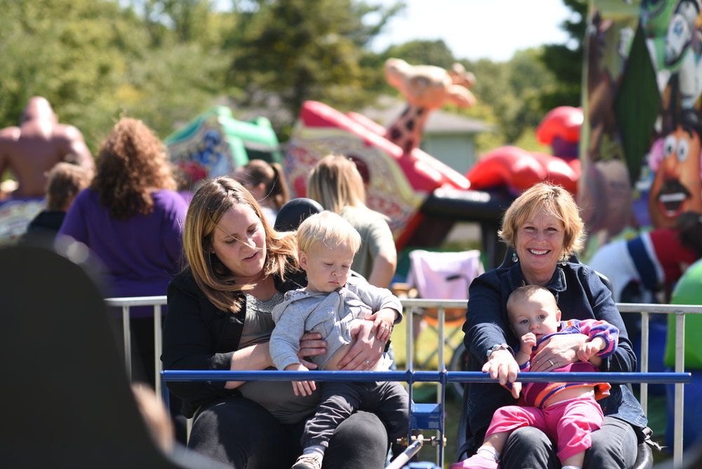 Annual Fall Festival - LWCC has an annual Fall Festival Each September.