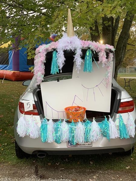 Trunk or Treat - Free Food, Candy, and Fun for the whole Family.