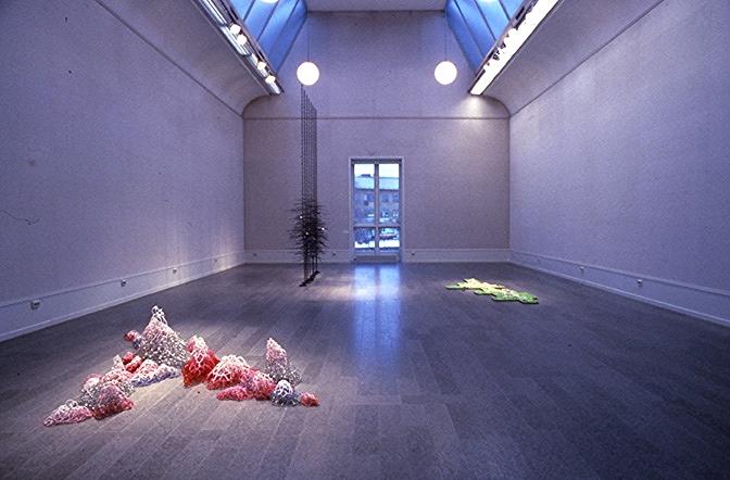 Polly Apfelbaum/Lucky DeBellevue/The Dalarnas Museum/Falun, Sweden