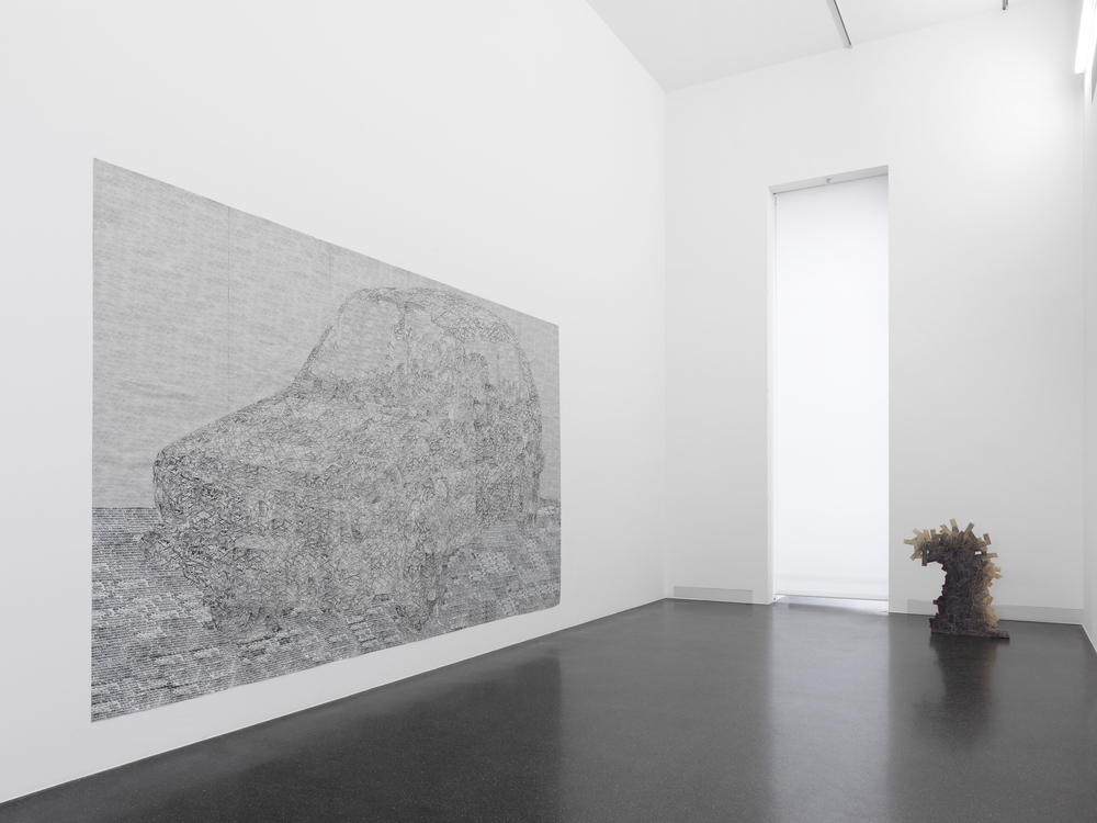 Group Show,  Galerie Francesca Pia