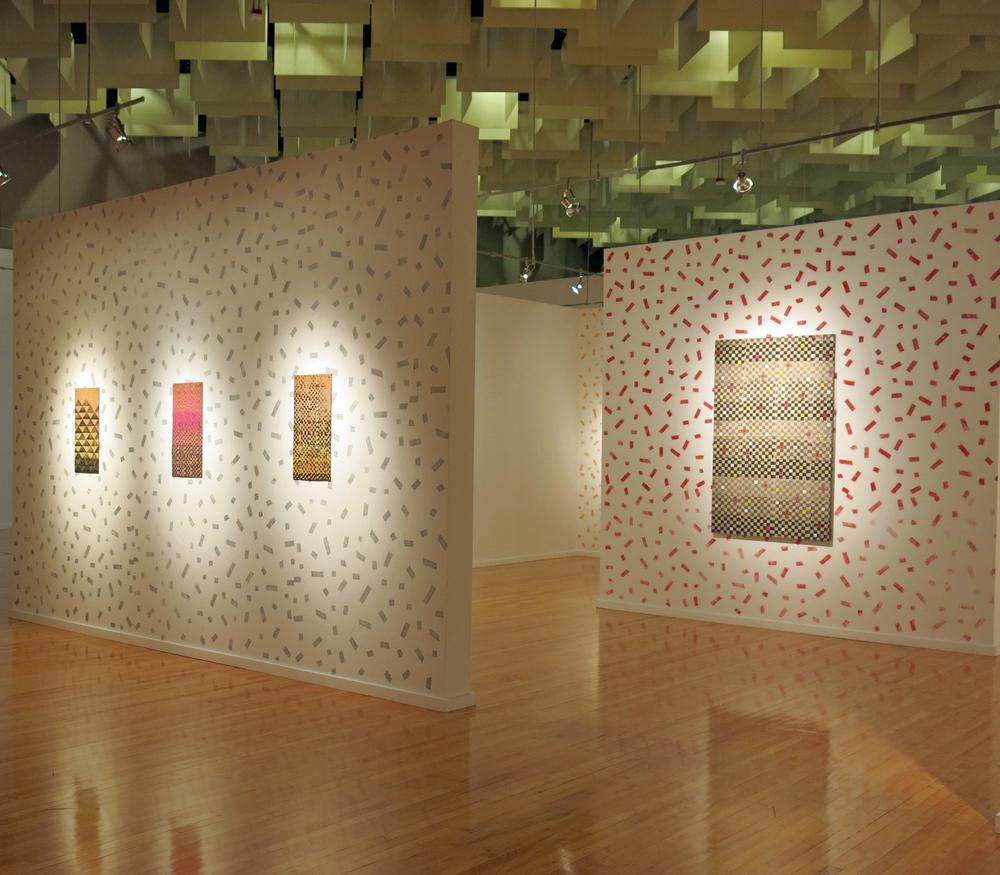 """ Five ,"" Barrick Museum, University of Nevada, Las Vegas (May 20-September 10)"