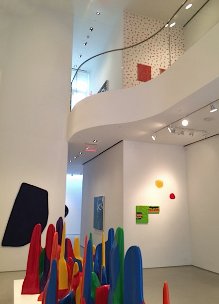"""Splotch,"" Sperone Westwater, New York (July 7-August 5)"