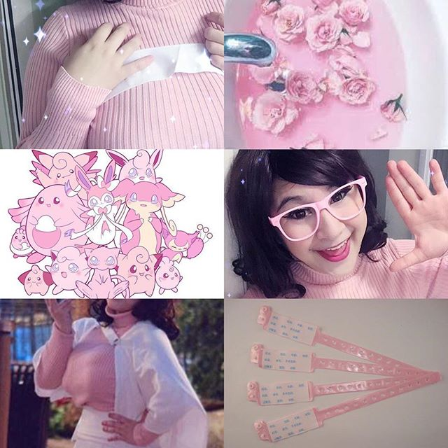 Wicke Aesthetic Board #bandwagon 🏩 What other characters should I make boards for? 😩💝😋😘 #cosplayaesthetic