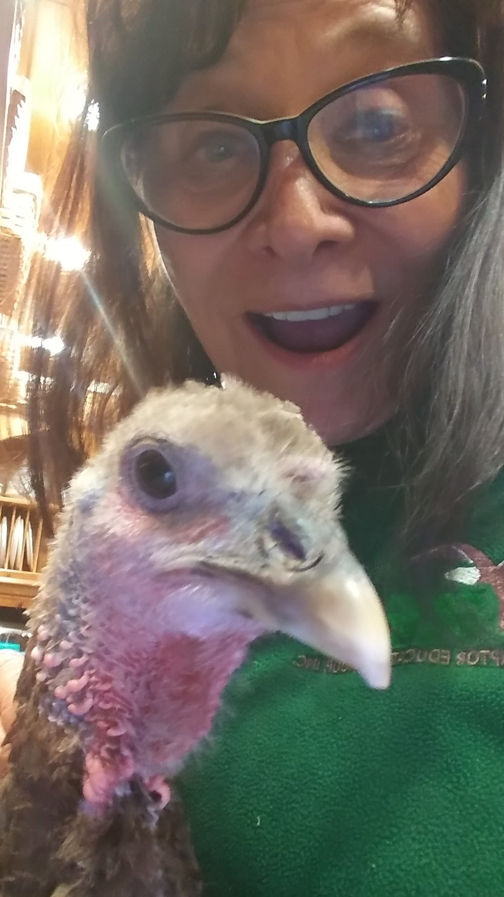 Turkey selfie!