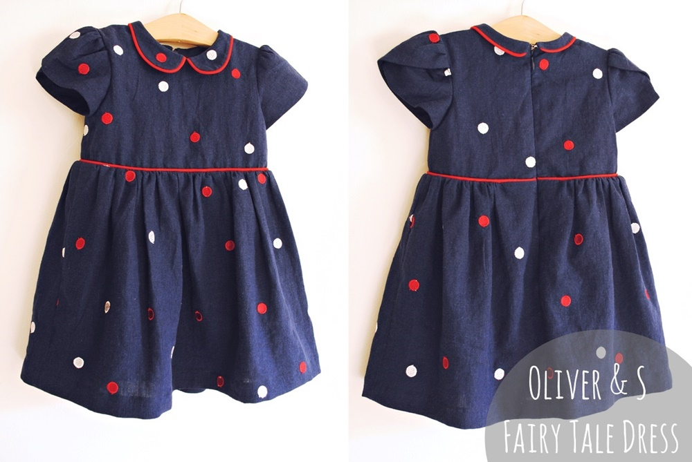 Oliver & S Fairy Tale Dress