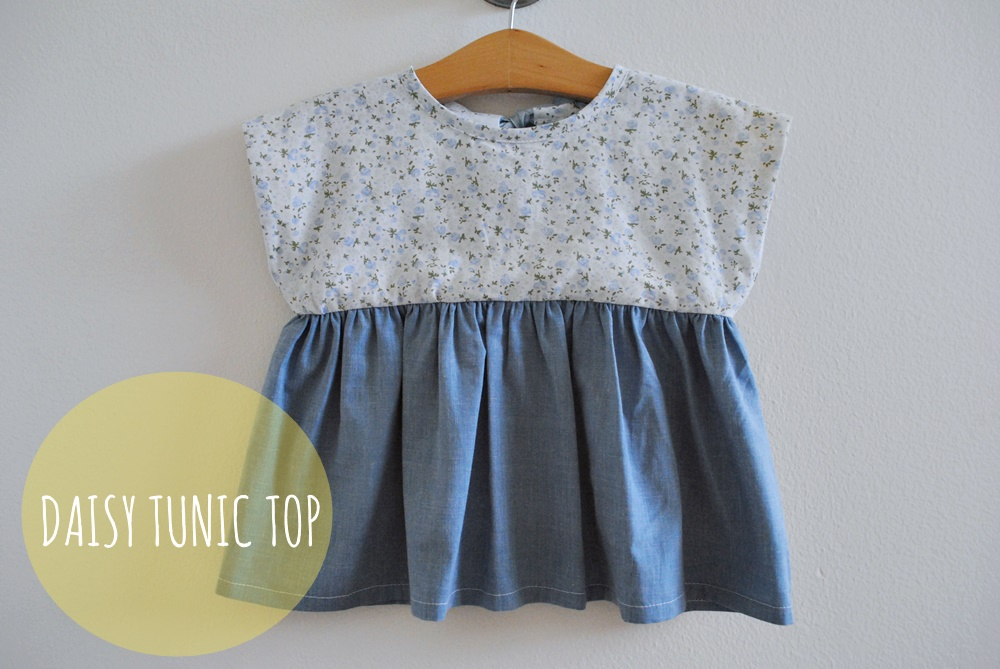 Daisy Tunic Top