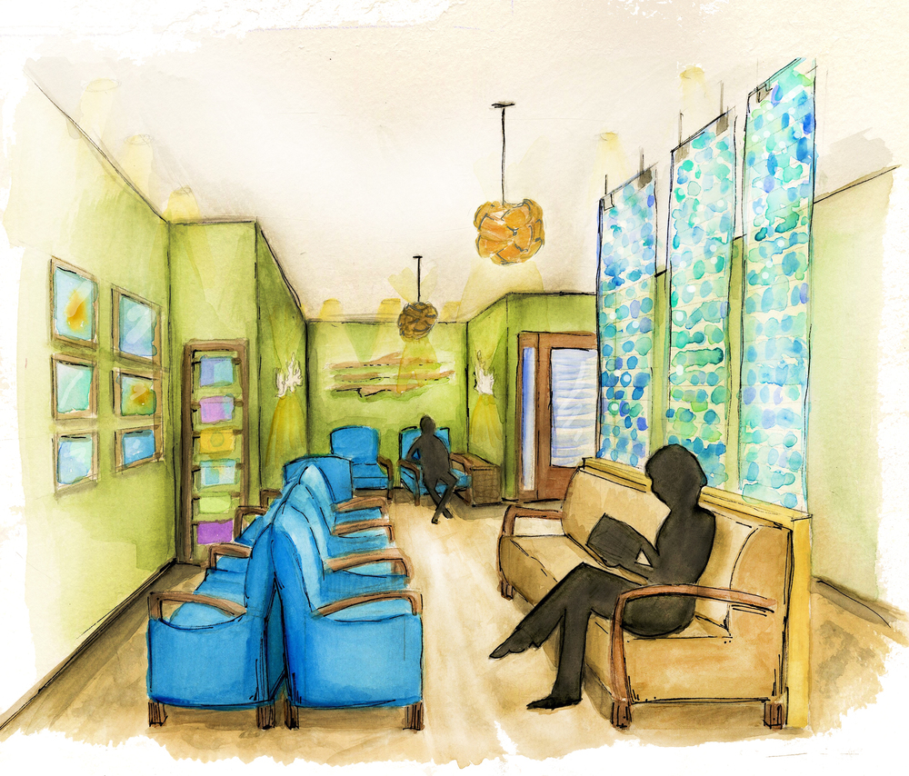 Women's Health Center : Waiting Room