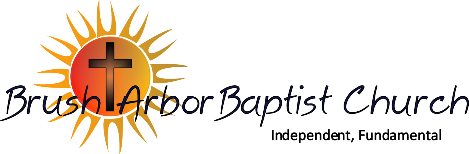 Welcome to Brush Arbor Baptist Church Website