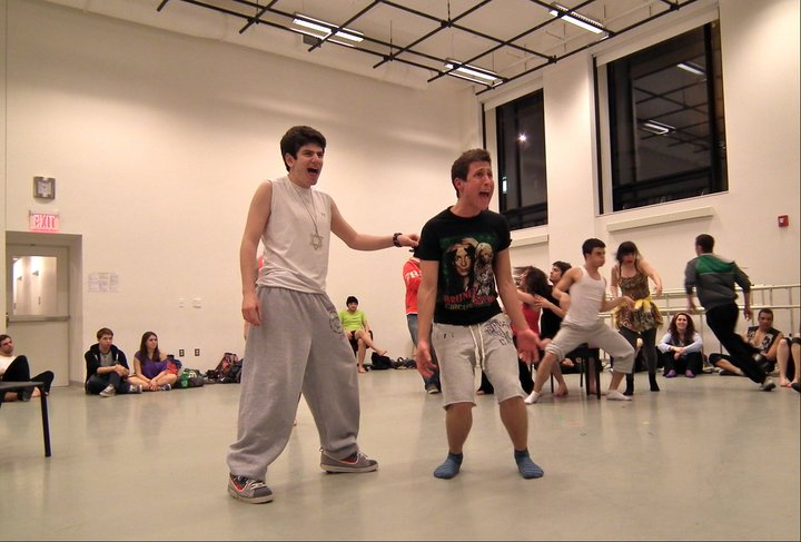 """Mitch Ma""""Ch""""ney in The Boston Conservatory's Freshman Revue """"Rockets Go Up"""""""