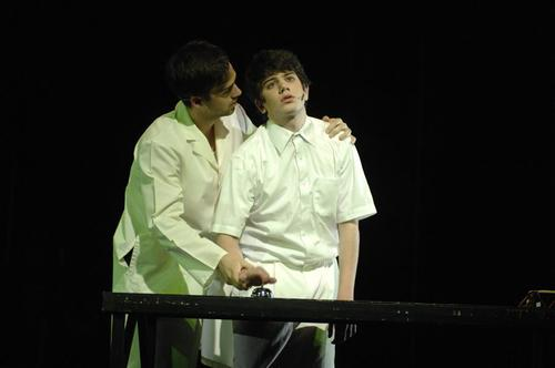 """YOUNG TOMMY IN TOMMY"""" AT THE BOSTON CONSERVATORY"""