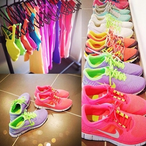 """**Colorful Running Attire Encouraged for """"Color Your Sole 5k Event"""".**"""
