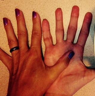 Tricia Gunberg- healing intuitive hands.