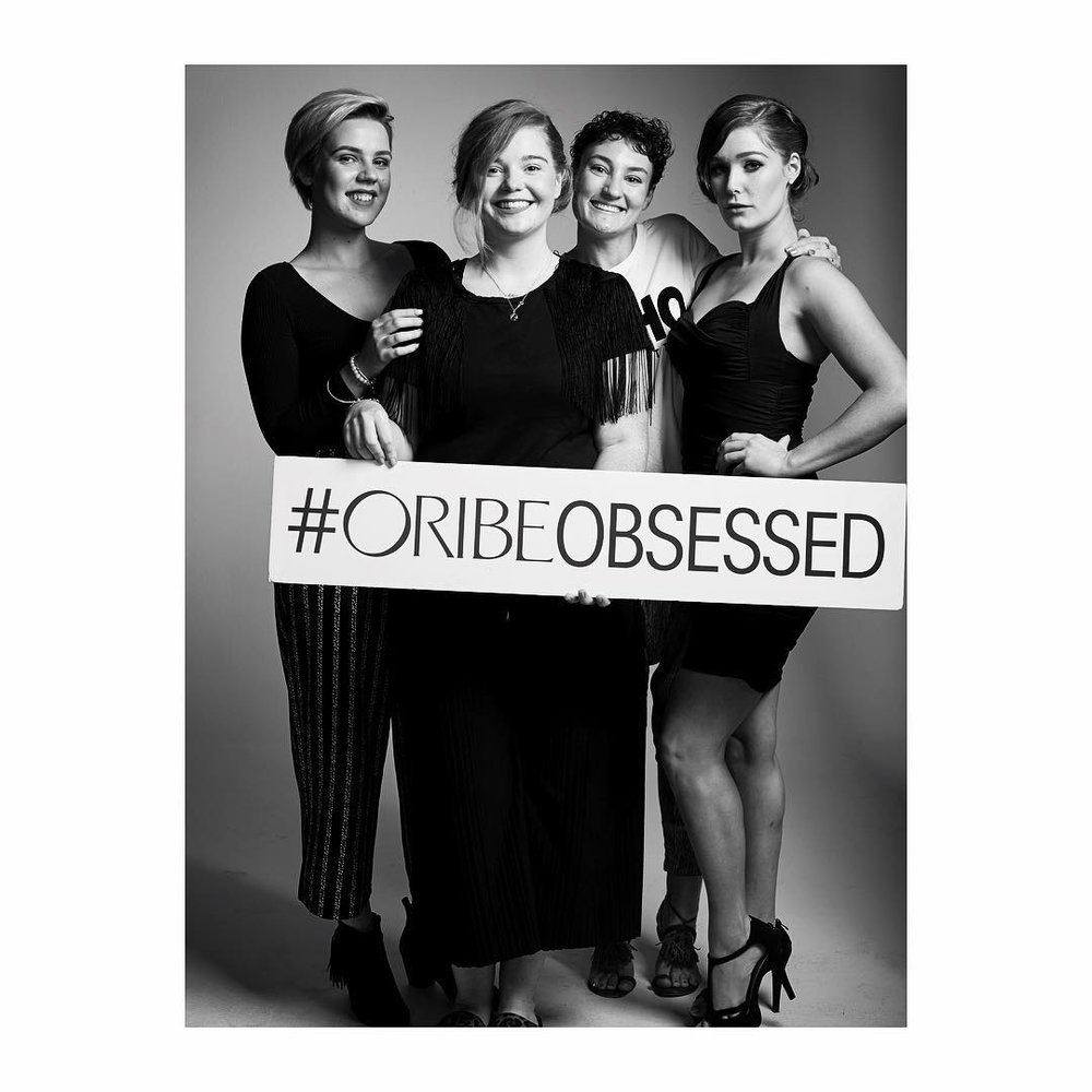 #oribeobsessed