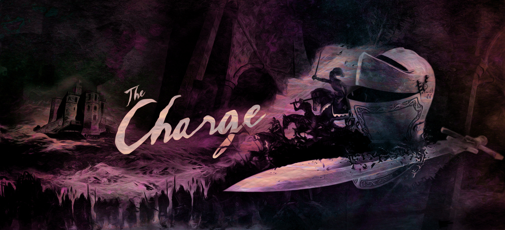 THE CHARGE | KEY ART
