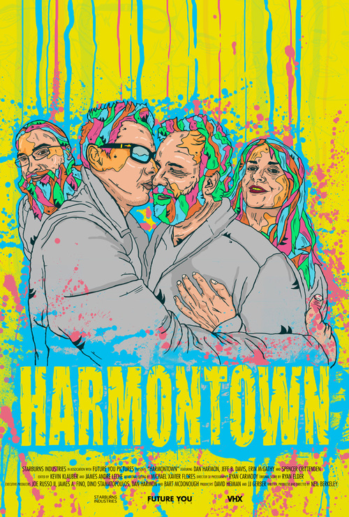 HARMONTOWN | MOVIE POSTER