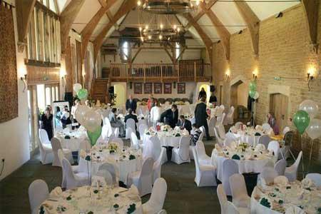 Farrington park wedding reception