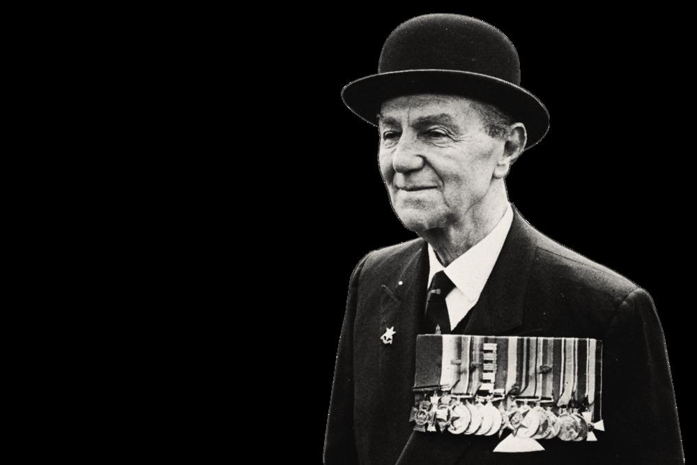 JOHN SMYTH VC<br/>(1893–1983)