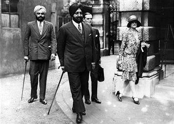 Bhupinder Singh, Maharaja of Patiala — EMPIRE, FAITH & WAR