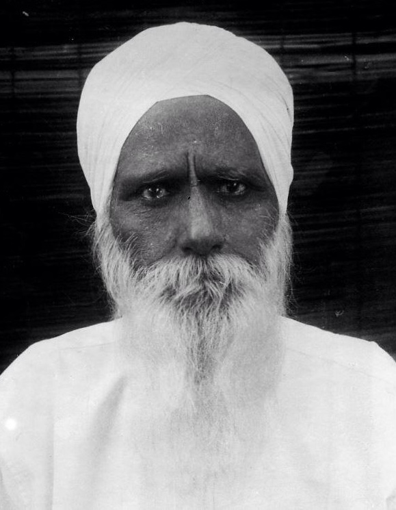 Lance Duffadar Nahar Singh, 1958