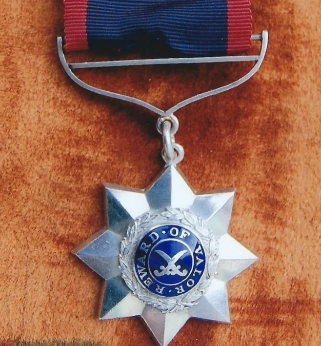 Replica Indian Order of Merit (1/2)