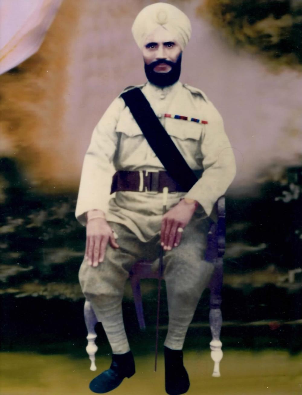 Sepoy Jawala Singh