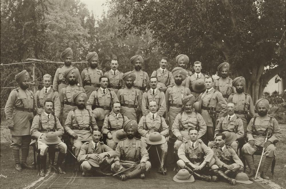 14th Sikhs, Peshawar, 1913