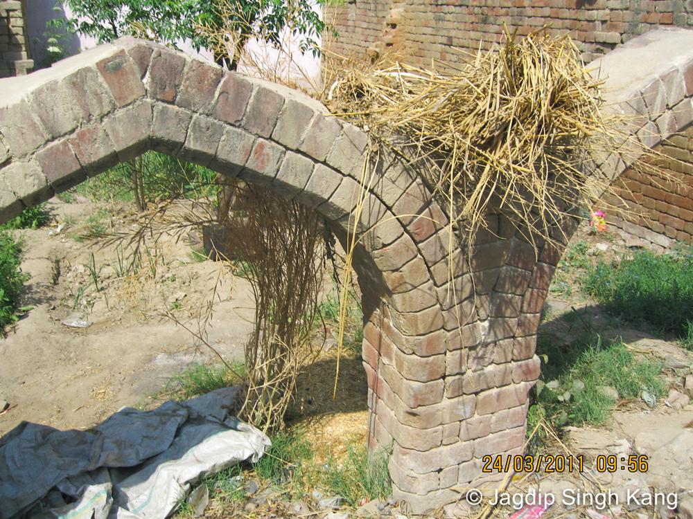 Thakar Singh's Punjabi dwelling