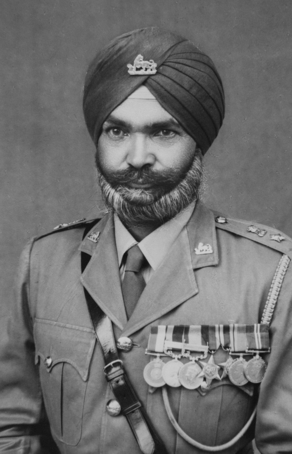 Colonel Assa Singh, son of Manta Singh
