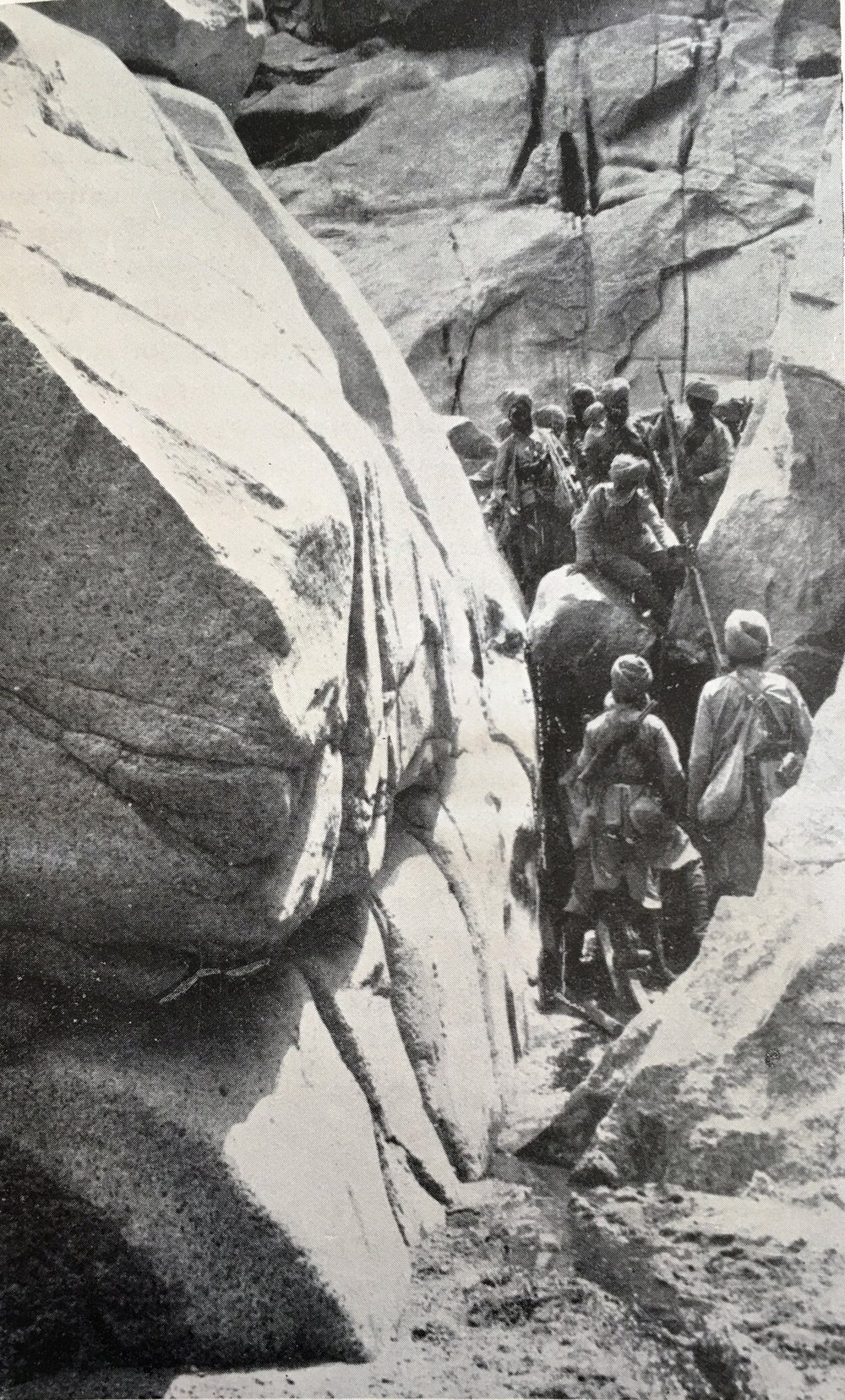 23rd Sikh Pioneers in Sinai, 1916