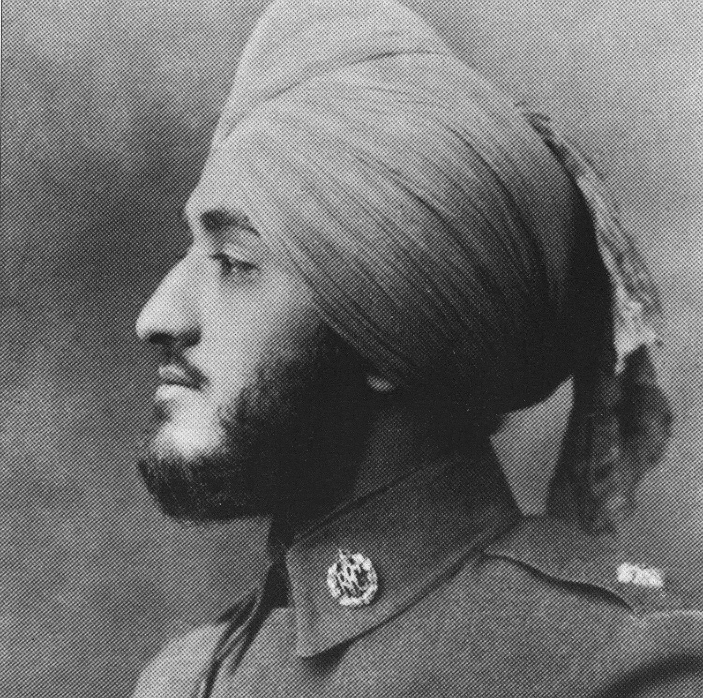 Hardit Singh Malik — EMPIRE, FAITH & WAR
