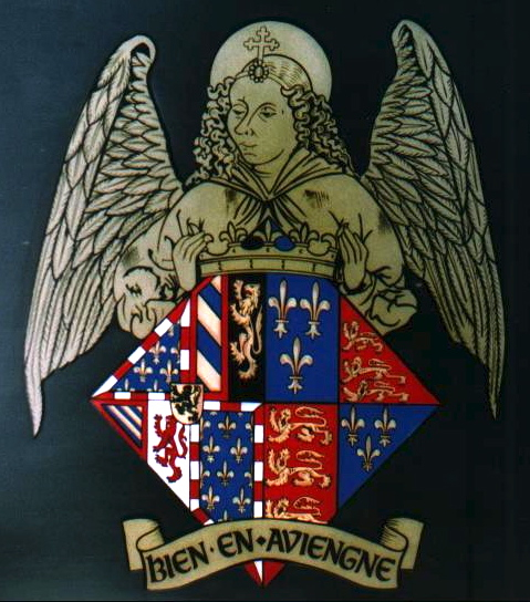 Margaret of York's coat of Arms