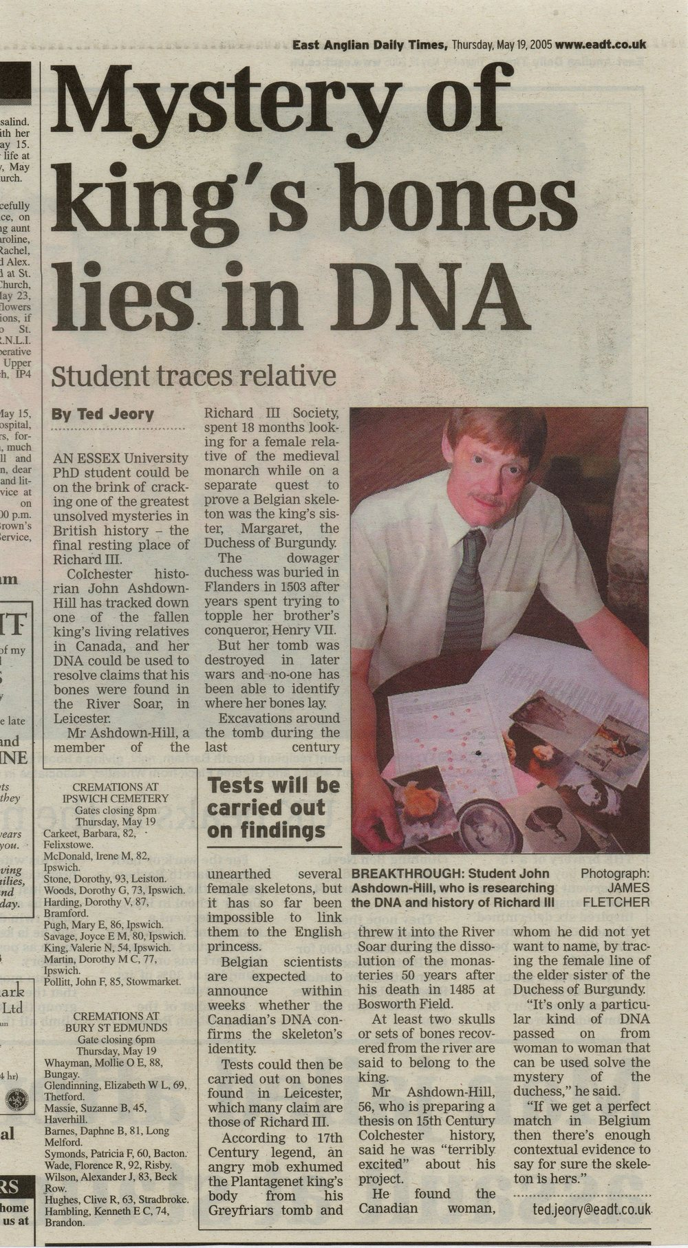 East Anglian Daily Times 11 May 2005.jpg