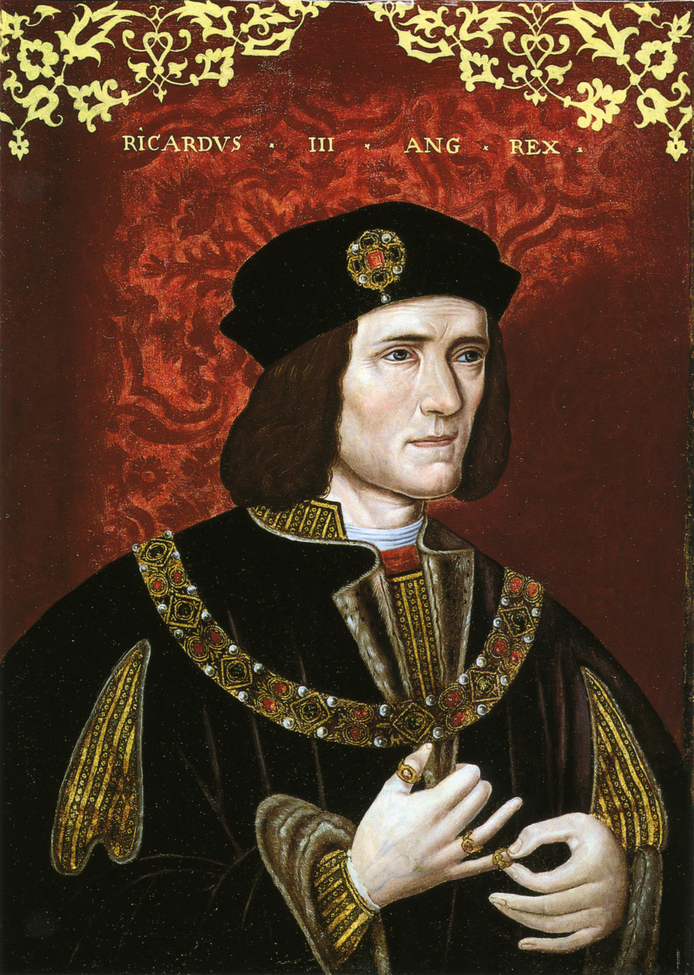 Public Domain use as per http://en.wikipedia.org/wiki/File:King_Richard_III.jpg
