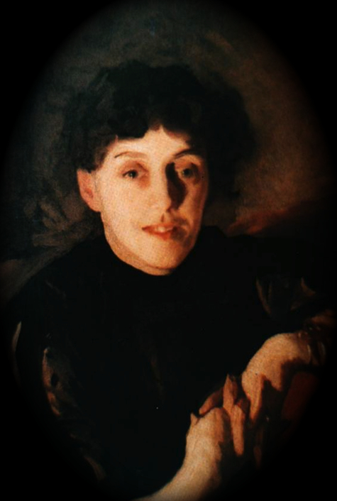 Alma Strettell (Harrison)