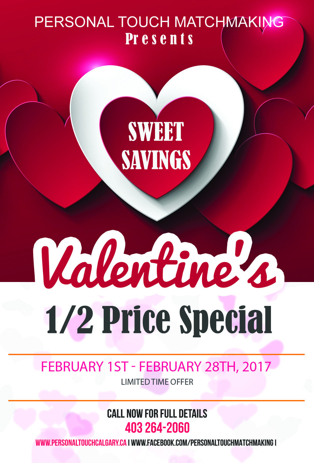 valentine dating service
