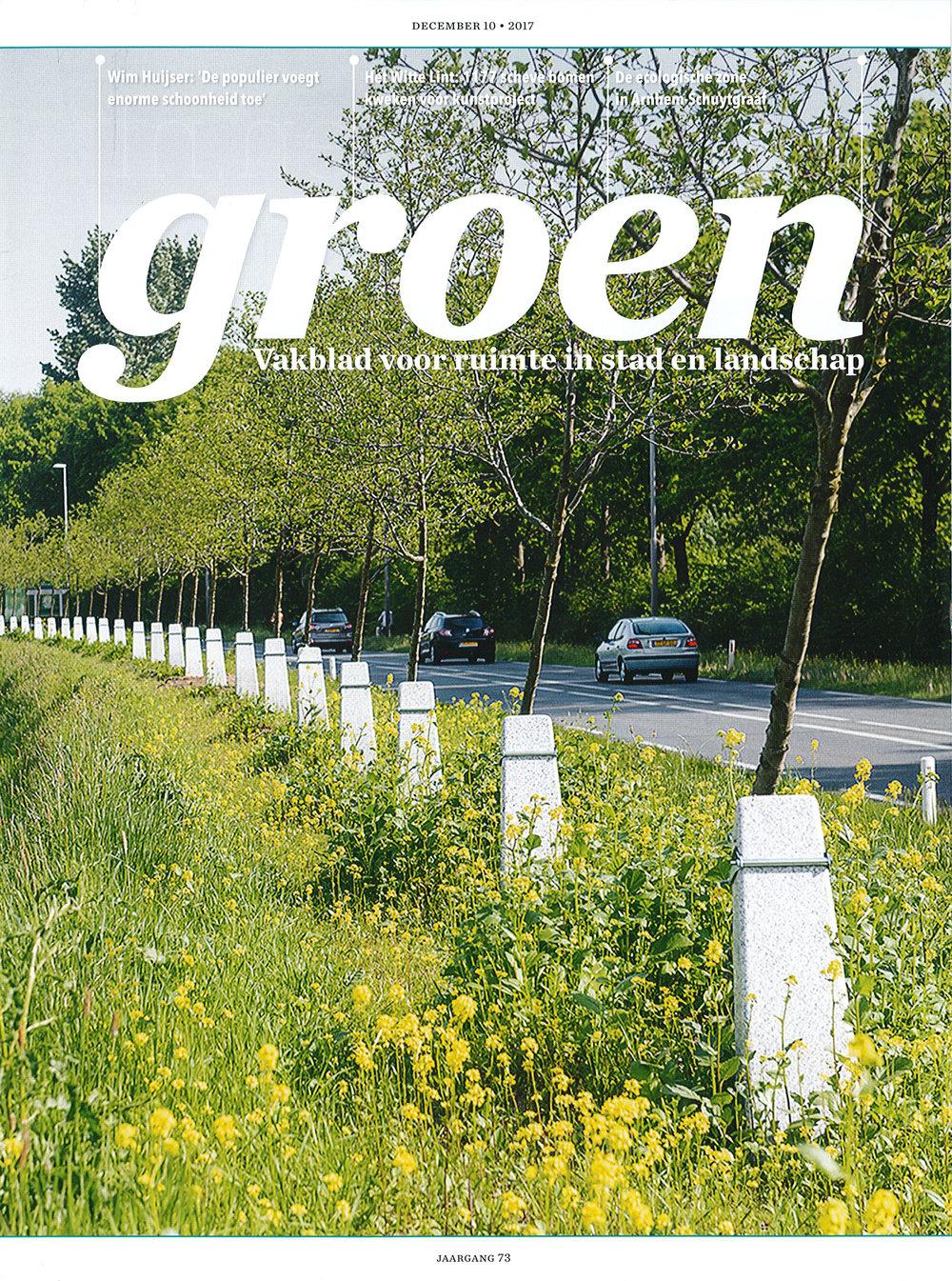 Groen - Versterken en versnellen van droge ecologische zone in Arnhemse wijk Schuytgraaf