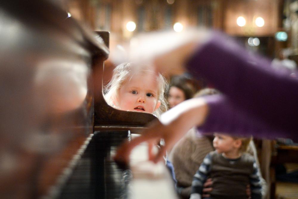 Bach to Baby I Family I Hall at St John's 23 Aug 10:30 - 11:30